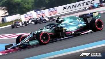 F1 2021 - Новая подборка скриншотов