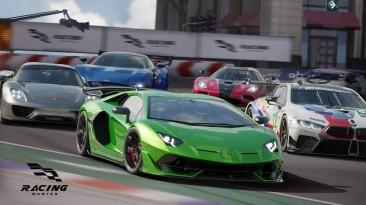 Racing Master - Видео геймплея и демонстрация тюнинга