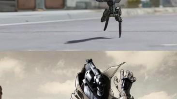 До просмотра аниме и после