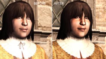 "Assassin's Creed 2 ""Overhaul mod 2.0"""