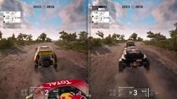 Dakar 18 обзавелась первой геймплейной демонстрацией
