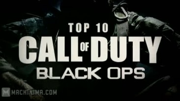 """CoD Black Ops """"Топ 10 самых эпических провалов #5 от Anoj"""""""