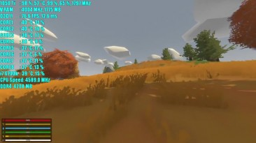 Unturned GTX 1050 Ti OC   1080p Maxed Out  
