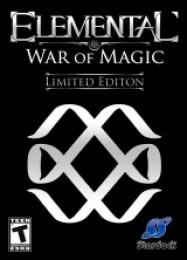 Обложка игры Elemental: War of Magic