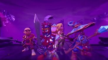 Dungeon Defenders: Awakened выйдет на ПК в конце мая