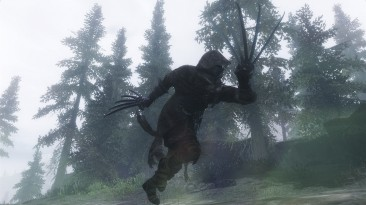 """Skyrim """"Оружие из Dark Souls 3"""""""