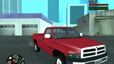 "Grand Theft Auto: San Andreas ""1994 Dodge Ram 2500"""