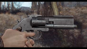 """Fallout 4 """"Револьвер Бульдог"""""""
