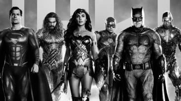"""Величайшие супергери вселенной DC на свежих постерах """"Лиги справедливости"""" Зака Снайдера"""