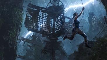 Shadow of the Tomb Raider получила поддержку 4K и 60 к/с на PS5 и Xbox Series
