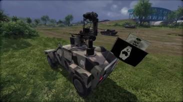 AW: Проект Армата. Командирский прицел: Пулеметы на ОБТ
