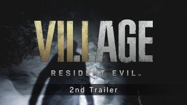 Новый трейлер Resident Evil Village