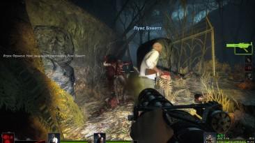 "Left 4 Dead 2 ""minigun mod for m60"""