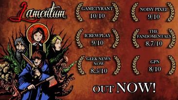Пиксельный хоррор Lamentum, вдохновленный Resident Evil, вышел на Xbox, PlayStation и Switch