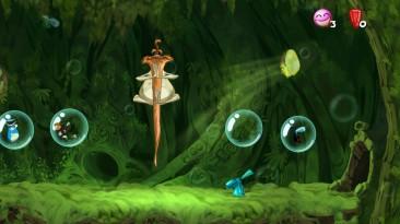 """Rayman Origins """"Желатинка"""""""