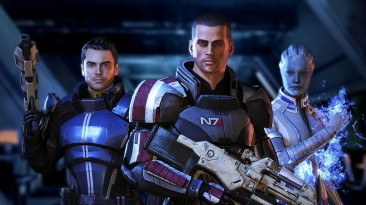 Успейте скачать комиксы и OST серии Mass Effect до конца июля