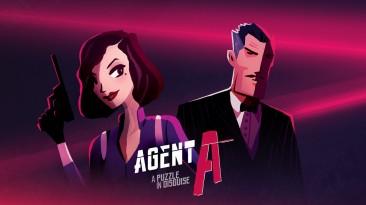 Головоломка Agent A: A Puzzle in Disguise в августе ринется покорять просторы eShop