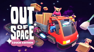 На PS4, Xbox One, Switch состоялся релиз Out of Space: Couch Edition