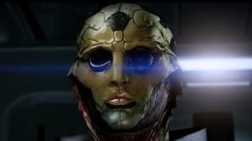 """""""Я хочу тебя, Тейн"""" - как появился один из самых нелепых """"подкатов"""" в Mass Effect 2"""