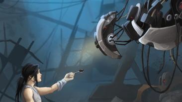 Portal 2 исполнилось 10 лет!
