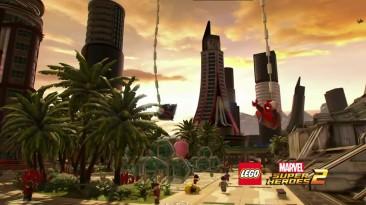 Релизный трейлер сборника LEGO Marvel Collection