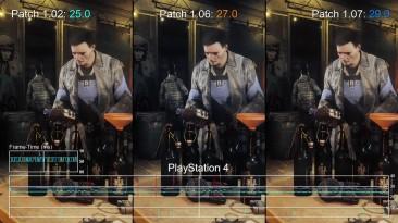 Homefront: The Revolution Patch 1.06/1.07 PS4 vs Xbox One Частота кадров (DigitalFoundry)