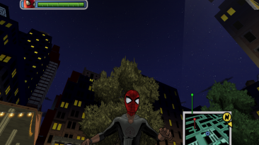 "Ultimate Spider-Man ""Empire Staite Univercity"""