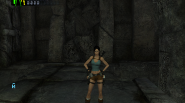 "Tomb Raider: Underworld ""Classic Jungle outfit"""