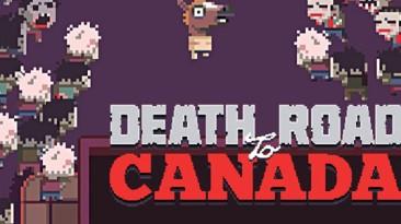Death Road to Canada - новое геймплейное видео