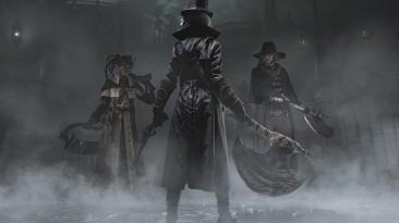 Косплей героев из Bloodborne