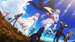 Финальный трейлер мобильной JRPG Tales of Crestoria