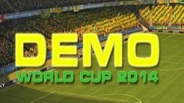 Демо FIFA World Cup 2014 появится 1 и 2 апреля.