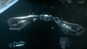 Star Citizen - Смотр корабля Banu Defender