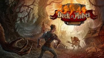 Анонс карточной игры Deck of Ashes