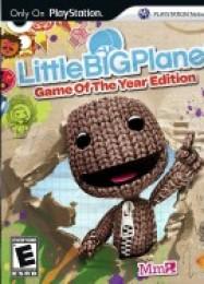 Обложка игры LittleBigPlanet