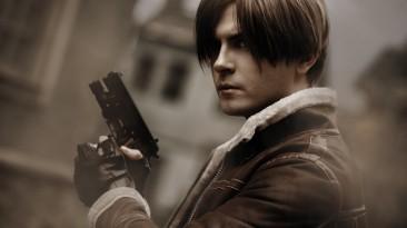 Косплей на Леона из Resident Evil 4