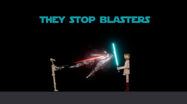 "People Playground ""Звездные войны: световые мечи для дуэлей"""