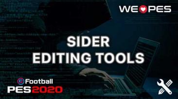 "PES 2020 ""Sider V6.4.0 (Совместимо с 1.08.01)"