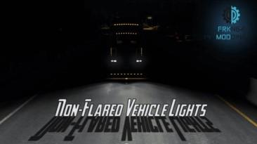 "American Truck Simulator ""Non-Flared Vehicle Lights Mod v3.0 (1.36.x)"""