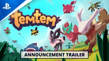 Temtem выйдет на PlayStation 5