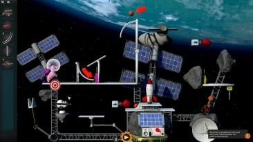 Crazy Machines 3 | Гравитация и радио!