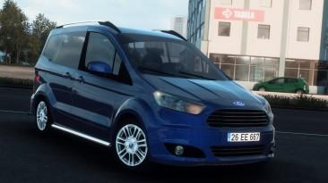 "Euro Truck Simulator 2 ""Ford Tourneo Courier V1R60 (1.40.x)"""