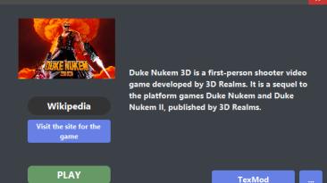 """Duke Nukem 3D """"PDukeFree 4 v1.2"""""""