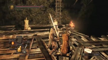 Прохождение Dark Souls 2: Scholar of the First Sin - БРОНЯ ХАВЕЛА.ЗАБЫТЫЙ КЛЮЧ