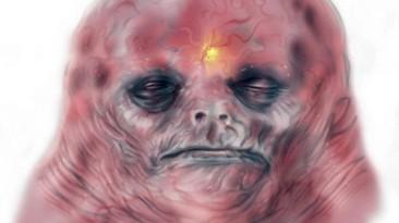 Художник оригинальной BioShock показал Большого папочку без шлема - выглядит мерзко
