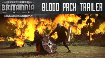 Total War Saga: Thrones of Britannia получила набор Blood, Sweat and Spears, делающий игру невероятно жестокой