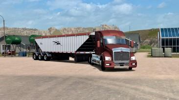 "American Truck Simulator ""Прицеп Lode King Prestige в собственность"""