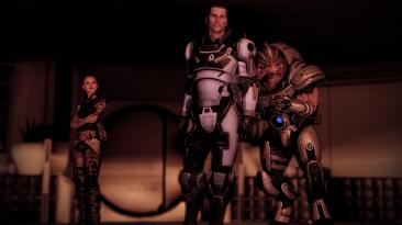 """Mass Effect 2 """"Кастомизация брони из DLC"""""""