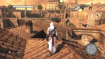 "Assassin's Creed: Brotherhood ""Костюм альтаира из Overhaul мода"""