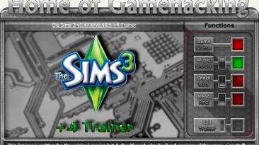 The Sims 3: Трейнер/Trainer (+4) [1.55.4.020210] {sILeNt heLLsCrEAm / HoG}